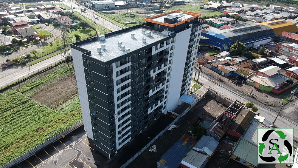 Edificio Futuro Black